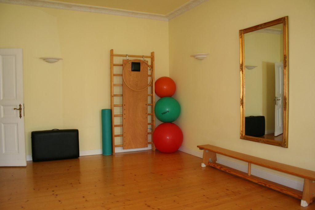 Physiotherapie Raum