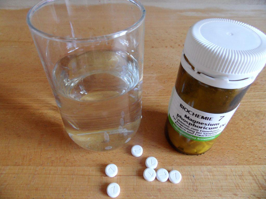 Therapie mit Schüssler-Salzen